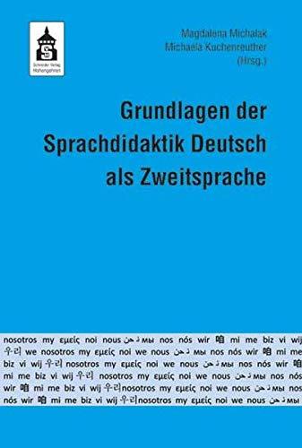 9783834010087: Grundlagen der Sprachdidaktik - Deutsch als Zweitsprache