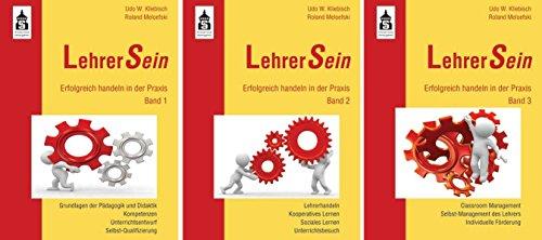 LehrerSein Band 1-3: Udo W. Kliebisch