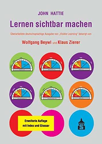 9783834014504: Lernen sichtbar machen: Überarbeitete deutschsprachige Ausgabe von