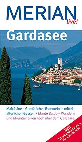 9783834203007: Gardasee: Malcésine - Gemütliches Bummeln in mittelalterlichen Gassen. Monte Baldo - Wandern und Mountainbiken hoch über dem Gardasee