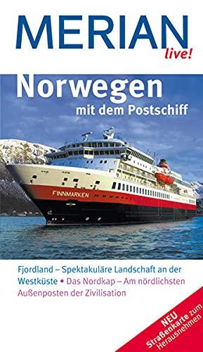 9783834205032: Norwegen mit dem Postschiff
