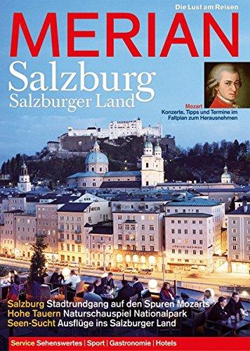 9783834206022: MERIAN Salzburg