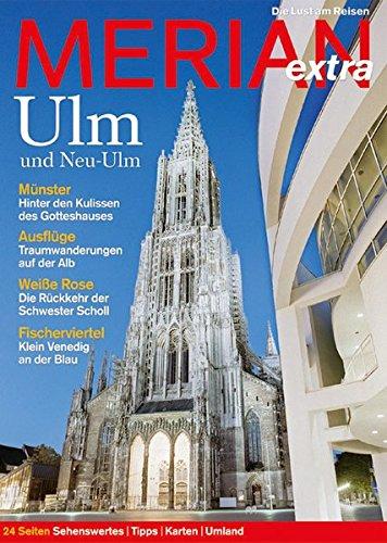 9783834206169: Merian extra. Ulm: Die Lust am Reisen