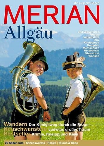 9783834209047: MERIAN Allgäu