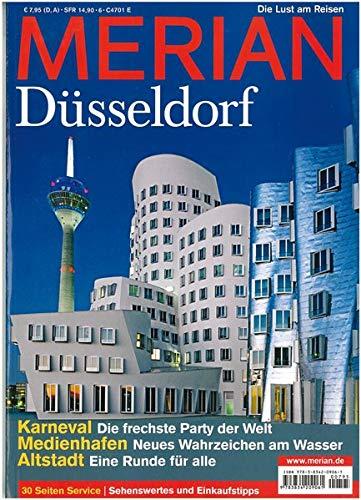 9783834209061: Merian Düsseldorf