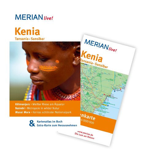 Kenia / Tansania / Sansibar: Kilimanjaro: Weißer Riese am Äquator. Nairobi: Metropole in wilder Natur. Masai Mara: Kenias schönster Nationalpark - Engelhardt, Marc