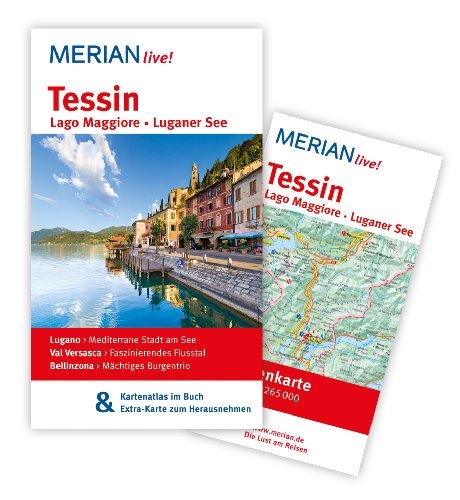 Tessin / Lago Maggiore / Luganer See: Friederike von B?low