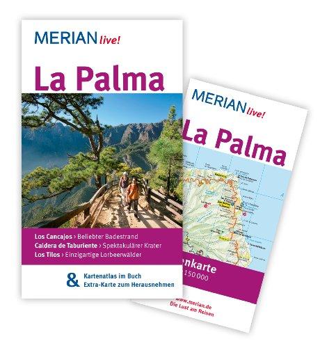 9783834210371: La Palma: MERIAN live! - Mit Kartenatlas im Buch und Extra-Karte zum Herausnehmen