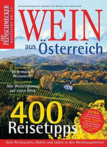 9783834210531: Der Feinschmecker Bookazine Nr. 23. Wein aus Österreich