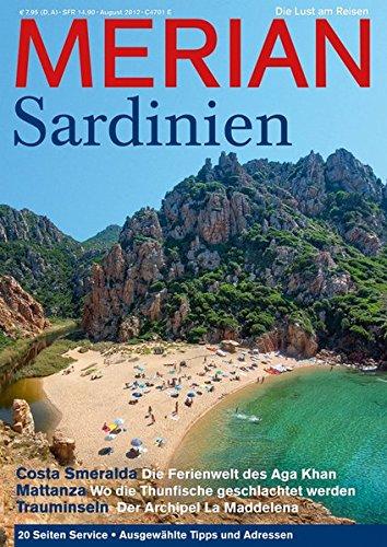 9783834212085: MERIAN Sardinien