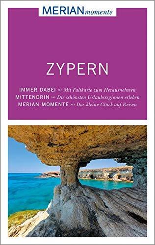 9783834217059: Zypern: MERIAN momente! - Mit Extra-Karte zum Herausnehmen