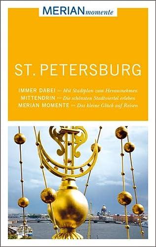 9783834217257: St. Petersburg: MERIAN momente - Mit Extra-Karte zum Herausnehmen