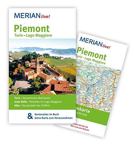 9783834218032: Piemont Turin Lago Maggiore
