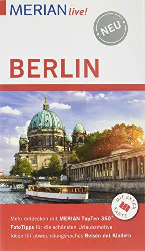 9783834219442: Berlin: MERIAN  live! - Mit Extra-Karte zum Herausnehmen