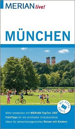 MERIAN live! Reiseführer München; Mit Extra-Karte zum: Annette/Rübesamen Rübesamen