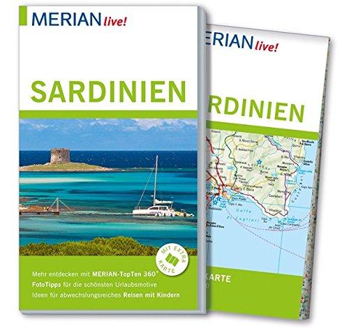 9783834219619: MERIAN live! Reiseführer Sardinien: Mit Extra-Karte zum Herausnehmen