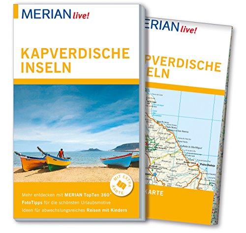 9783834221049: MERIAN live! Reiseführer Kapverdische Inseln: Mit Extra-Karte zum Herausnehmen