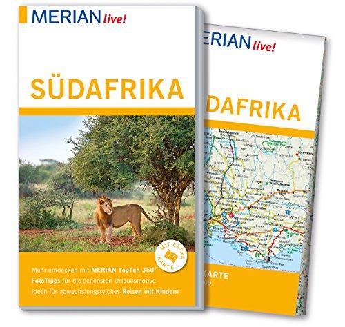 9783834221087: MERIAN live! Reiseführer Südafrika: Mit Extra-Karte zum Herausnehmen