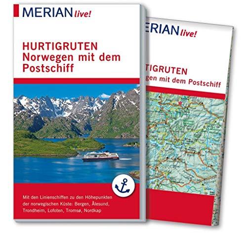 9783834224972: MERIAN live! Reiseführer Hurtigruten. Norwegen mit dem Postschiff