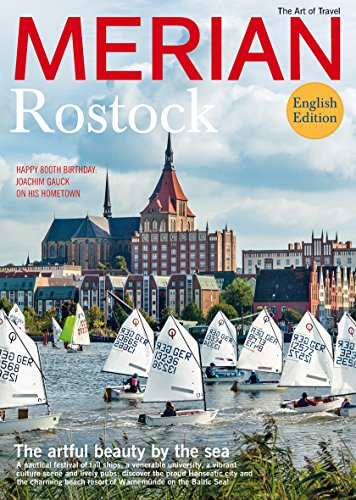 MERIAN Rostock: English Edition (MERIAN Hefte)