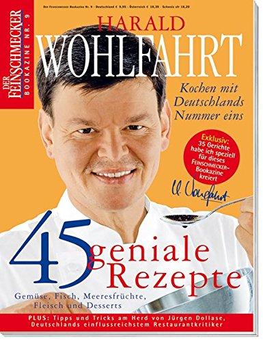 9783834285508: Feinschmecker Bookazine Harald Wohlfahrt & Jürgen Dollase