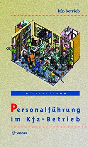 9783834330482: Personalführung im Kfz-Betrieb