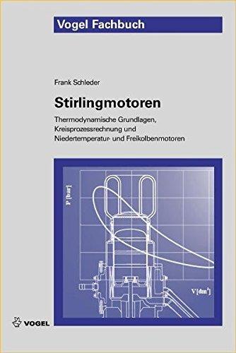 9783834331953: Stirlingmotoren