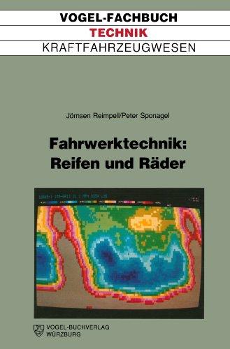 9783834332264: Fahrwerktechnik: Reifen und Rader