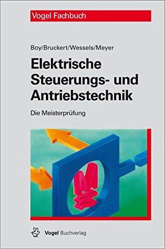 9783834333124: Elektrische Steuerungs- und Antriebstechnik