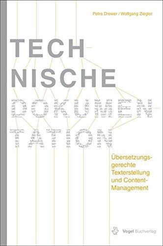 Technische Dokumentation: Übersetzungsgerechte Texterstellung und Content-Management (Hardback): ...