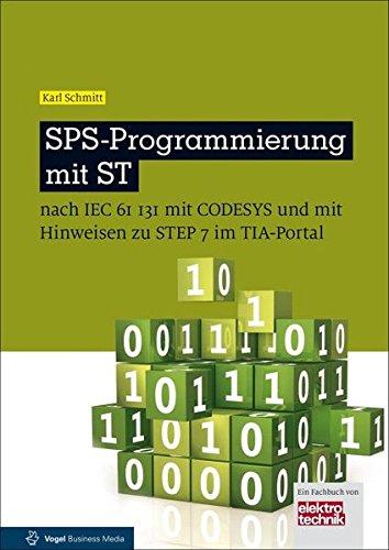 9783834333698: Schmitt, K: SPS-Programmierung mit ST