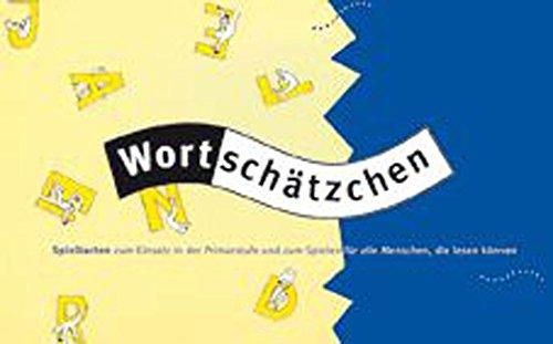 Wortschätzchen: Spielkarten zum Einsatz in der Primarstufe und zum Spielen für alle ...