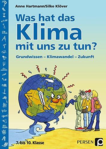 9783834403438: Was hat das Klima mit uns zu tun?