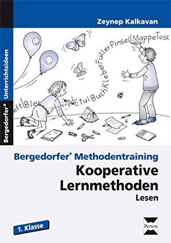 9783834430281: Kooperative Lernmethoden: Lesen: 1. Klasse. Bergedorfer Methodentraining