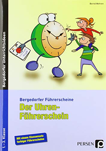 9783834430564: Der Uhren-Fuhrerschein: 1./2. Klasse