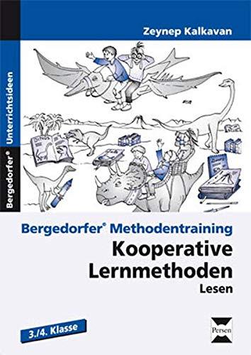9783834432742: Kooperative Lernmethoden: Lesen. 3. und 4. Klasse: Bergedorfer Methodentraining