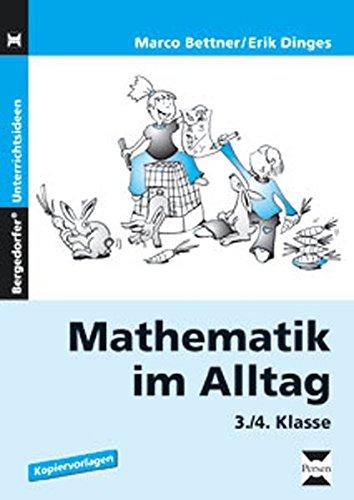 9783834435149: Mathematik im Alltag. 3./4. Klasse: Mit Kopiervorlagen