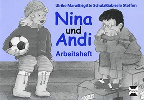 9783834436016: Nina und Andi. Arbeitsheft: Sprachkompetenz fördern in Kindergarten, Vorschule und Schuleingangsklassen