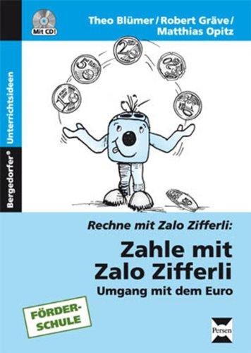 9783834438935: Zahle mit Zalo Zifferli