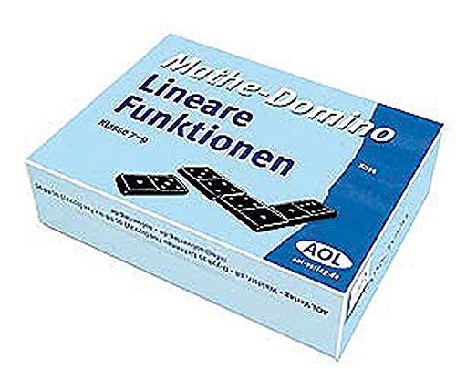 9783834450340: Mathe-Domino: Lineare Funktionen