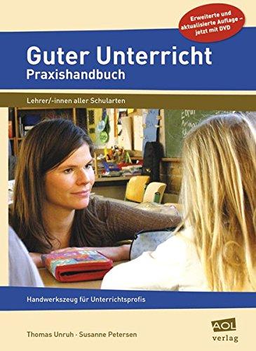 9783834456397: Guter Unterricht: Handwerkszeug für Unterrichts-Profis (Alle Klassenstufen)