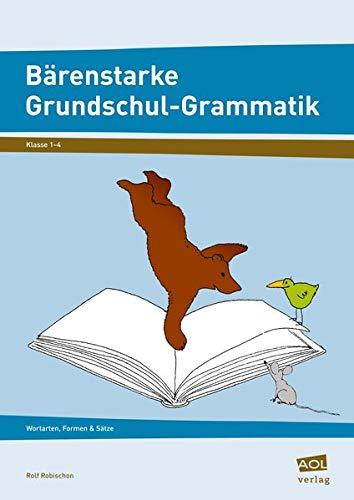 9783834456823: Bärenstarke Grundschulgrammatik