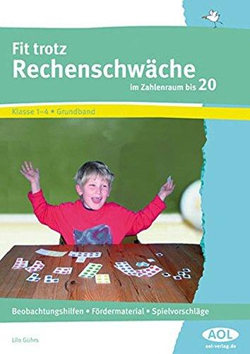 9783834459534: Fit trotz Rechenschwäche im Zahlenraum bis 20: Grundband (1. bis 4. Klasse)