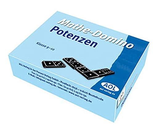 9783834480392: Mathe Domino: Potenzen. 9./10. Klasse