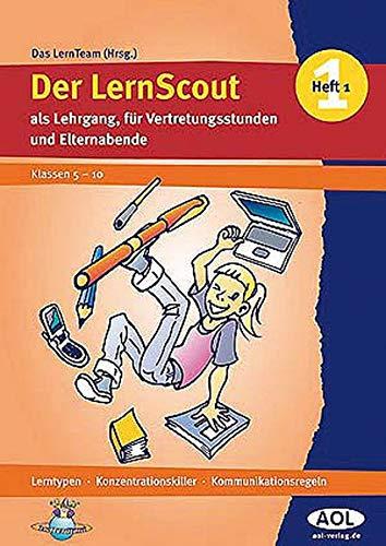 9783834485755: Der LernScout Heft 1