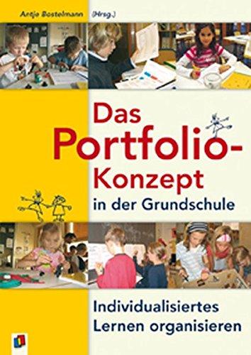 9783834601377: Das Portfolio-Konzept in der Grundschule: Individualisiertes Lernen organisieren. Klasse 1-4