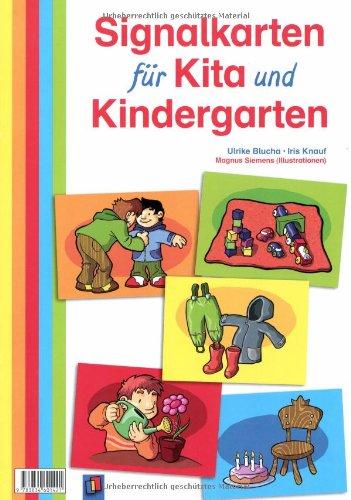 9783834601421: Signalkarten für Kita und Kindergarten