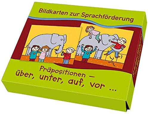 9783834603562: Morgenthau, L: Bildkarten zur Sprachförderung/Präpositionen