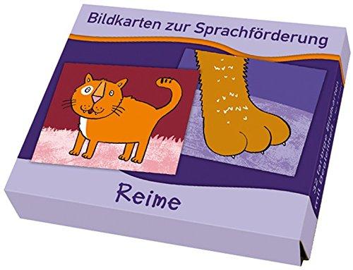 9783834604637: Bildkarten zur Sprachförderung: Reime