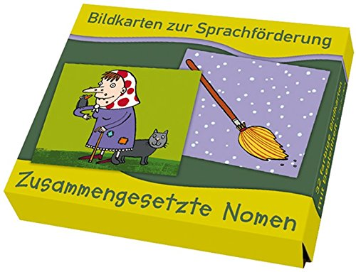 9783834604644: Bildkarten zur Sprachförderung: Zusammengesetzte Nomen